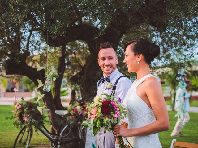 La boda de Alberto y Gloria en Castelló/castellón De La Plana, Castellón 16