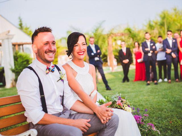La boda de Alberto y Gloria en Castelló/castellón De La Plana, Castellón 19