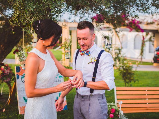 La boda de Alberto y Gloria en Castelló/castellón De La Plana, Castellón 20