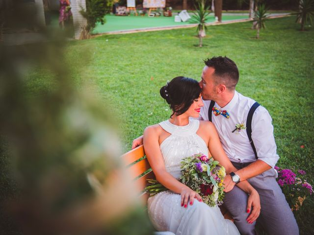 La boda de Alberto y Gloria en Castelló/castellón De La Plana, Castellón 23