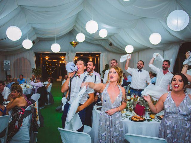 La boda de Alberto y Gloria en Castelló/castellón De La Plana, Castellón 26