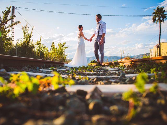La boda de Alberto y Gloria en Castelló/castellón De La Plana, Castellón 33