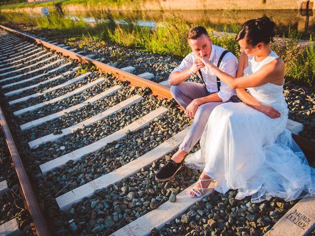 La boda de Alberto y Gloria en Castelló/castellón De La Plana, Castellón 34