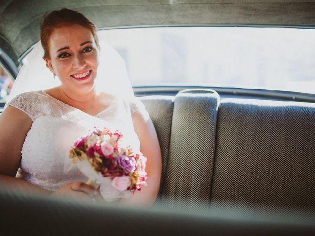 La boda de Gabriel y Juana en Novelda, Alicante 1