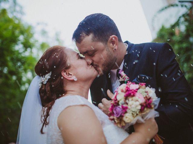 La boda de Juana y Gabriel