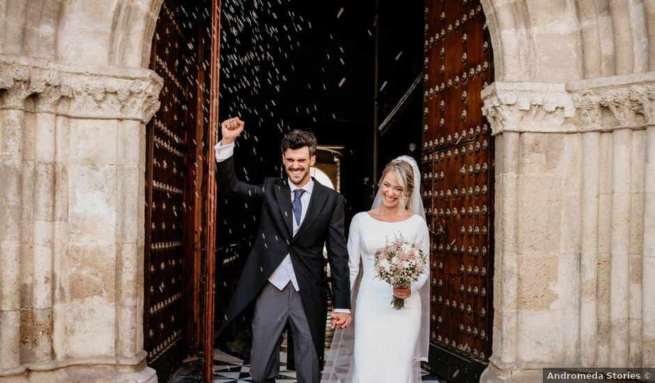 La boda de Fernando y Cristina en Sevilla, Sevilla