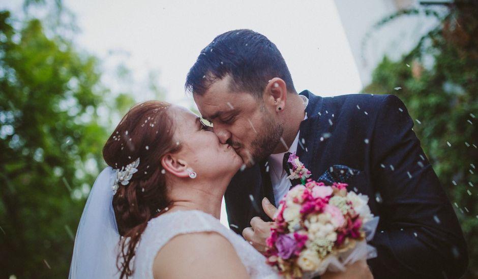 La boda de Gabriel y Juana en Novelda, Alicante