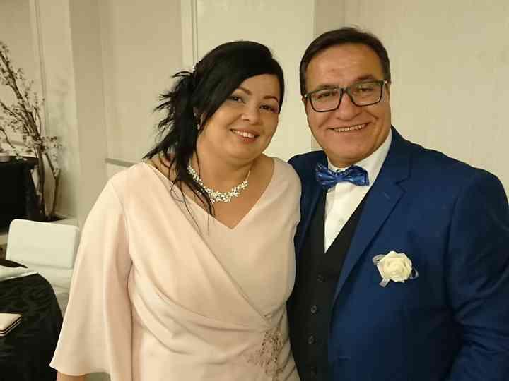 La boda de Maurizio  y Alessandra