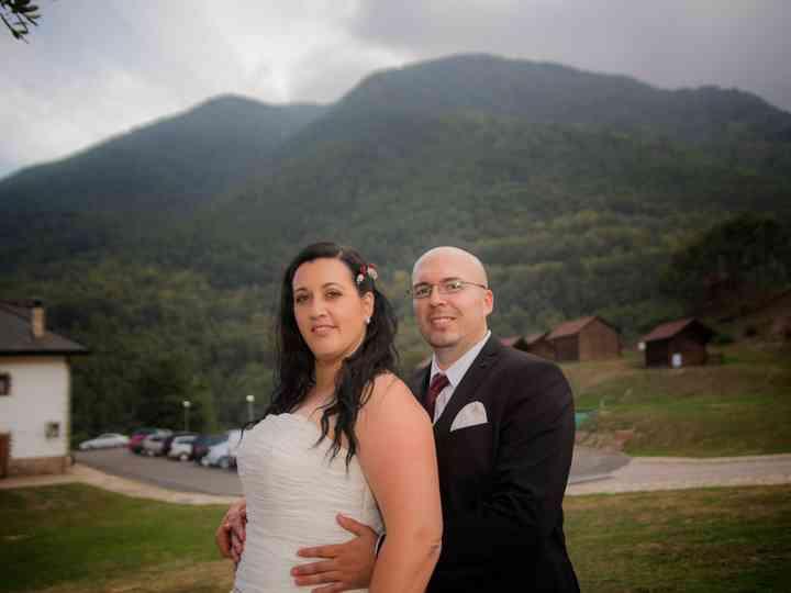 La boda de Verónica y Alex