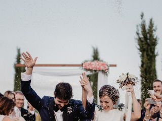 La boda de Silvia y Salva
