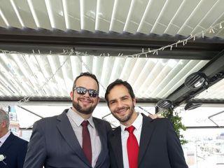 La boda de Maurizio  y Alessandra  2