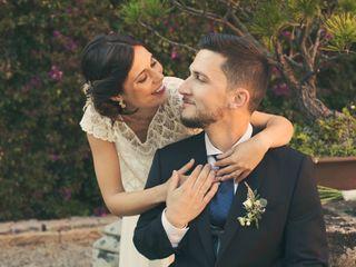 La boda de Carla y Álex