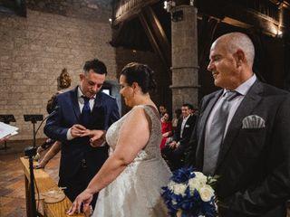 La boda de Garazi y Mikel 1