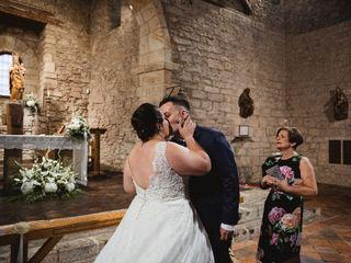 La boda de Garazi y Mikel