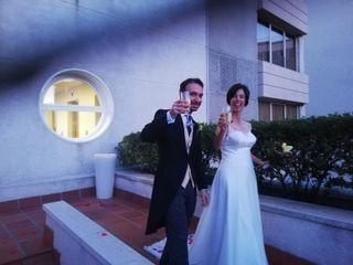 La boda de Maria y Borja