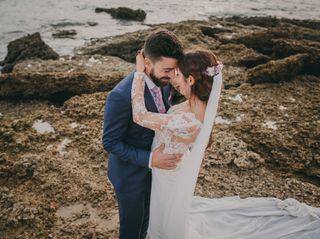La boda de María y Raúl