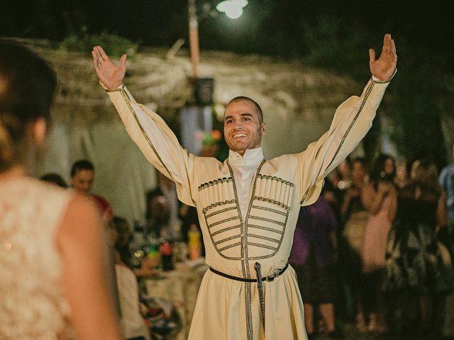 La boda de Nino y Tornike en Catral, Alicante 10