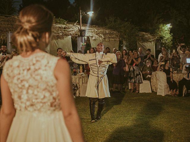 La boda de Nino y Tornike en Catral, Alicante 11