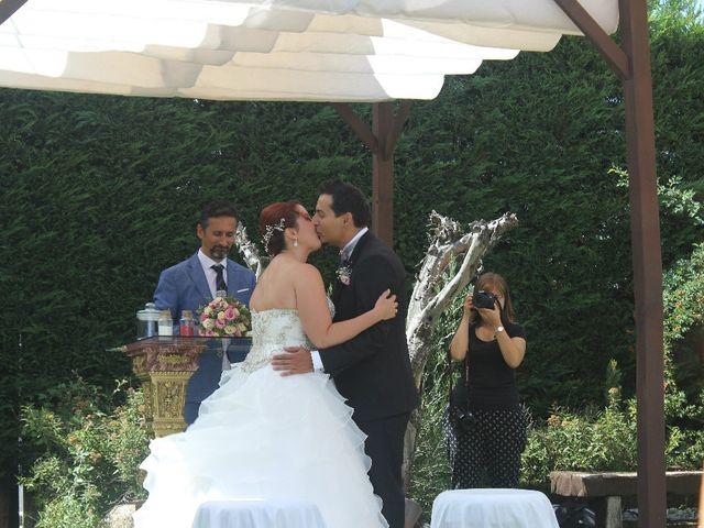 La boda de Silvia y Rober