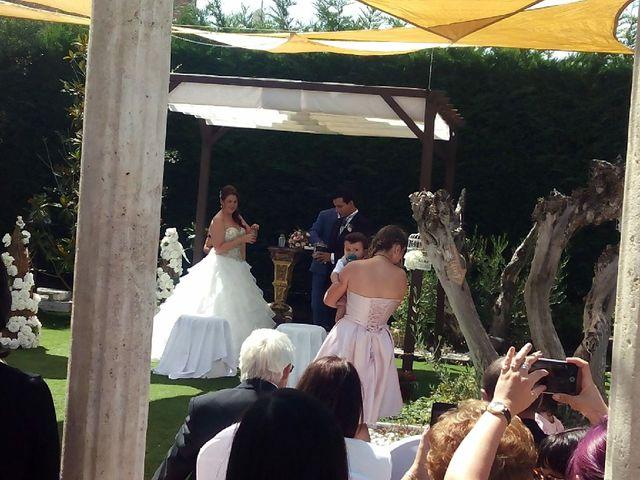 La boda de Rober y Silvia en Burgos, Burgos 5
