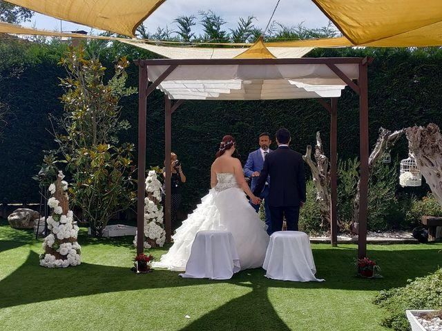 La boda de Rober y Silvia en Burgos, Burgos 6