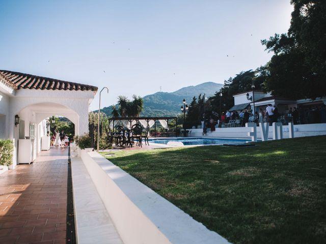 La boda de Fran y Almudena en Algeciras, Cádiz 1