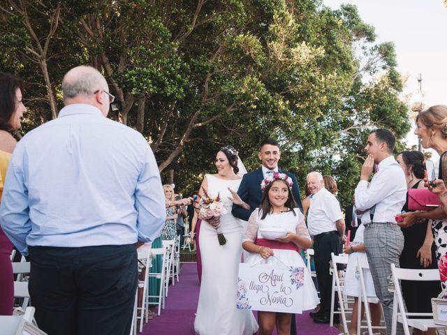 La boda de Fran y Almudena en Algeciras, Cádiz 30