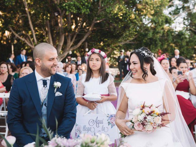 La boda de Fran y Almudena en Algeciras, Cádiz 31