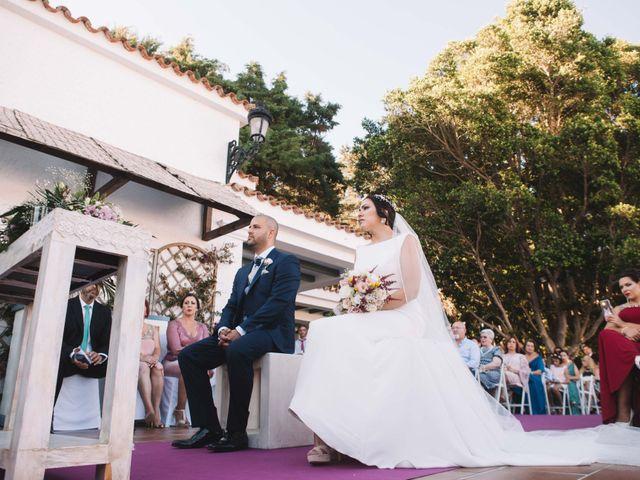 La boda de Fran y Almudena en Algeciras, Cádiz 33
