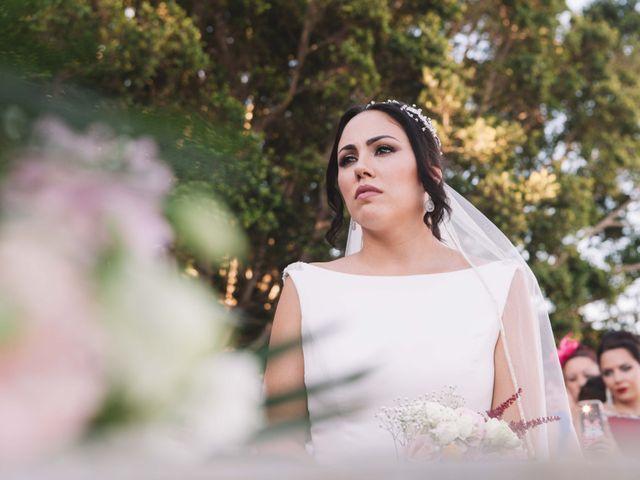La boda de Fran y Almudena en Algeciras, Cádiz 34