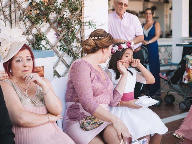 La boda de Fran y Almudena en Algeciras, Cádiz 36