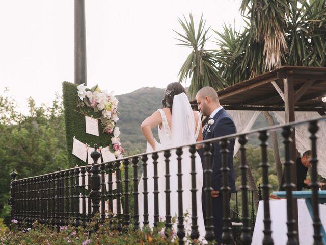 La boda de Fran y Almudena en Algeciras, Cádiz 39