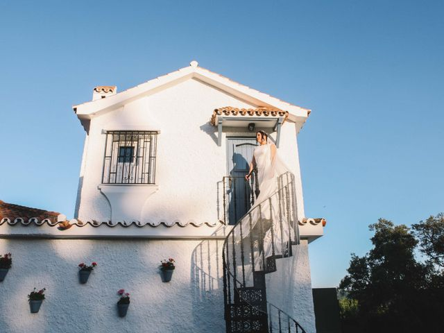 La boda de Fran y Almudena en Algeciras, Cádiz 2