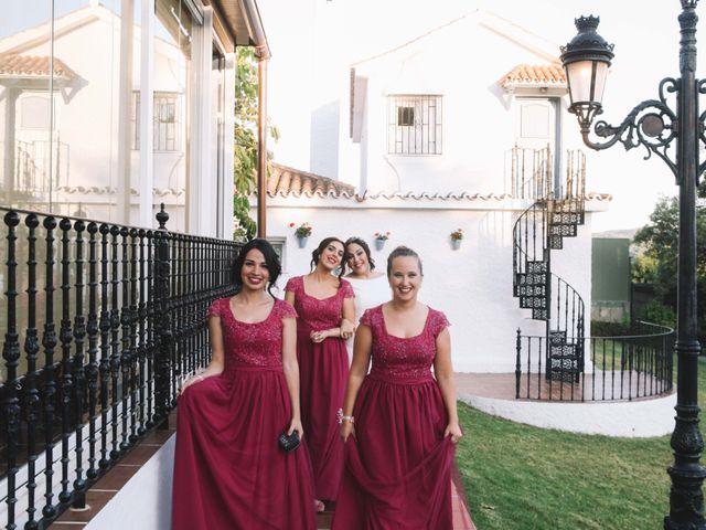 La boda de Fran y Almudena en Algeciras, Cádiz 41
