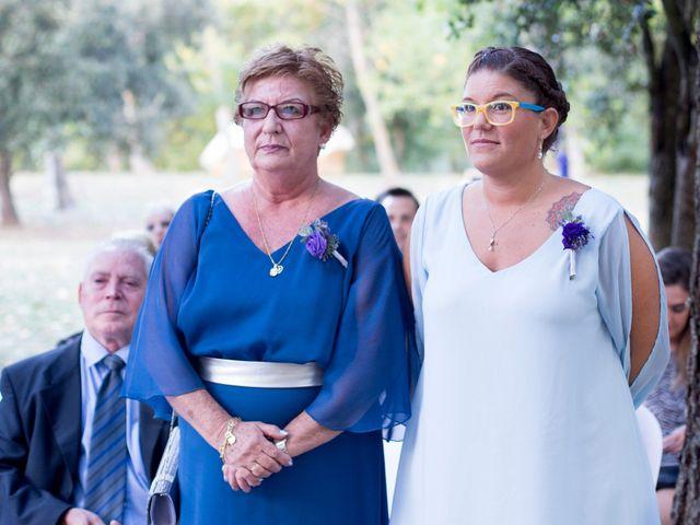 La boda de Grego y Alejandra en Llagostera, Girona 9