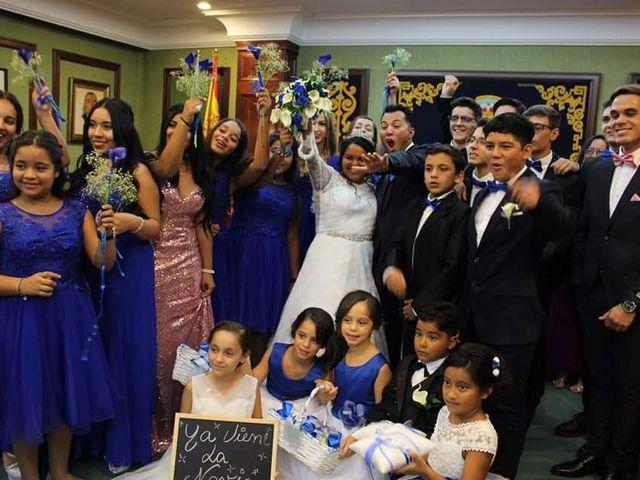 La boda de Emilio  y Stephany en Nerja, Málaga 1