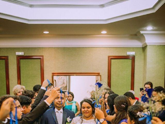 La boda de Emilio  y Stephany en Nerja, Málaga 5