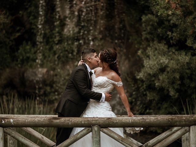 La boda de Rebeca y Jean Pierre
