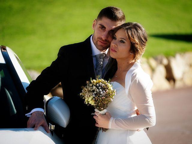 La boda de Alberto Cano y Ana Muriana en Sabadell, Barcelona 2