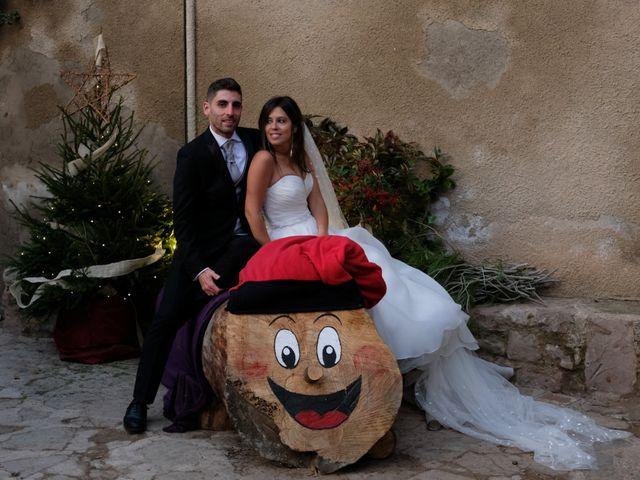 La boda de Alberto Cano y Ana Muriana en Sabadell, Barcelona 7