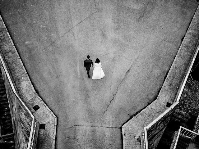La boda de Bea y Alex