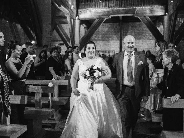 La boda de Mikel y Garazi en Zumarraga, Guipúzcoa 3