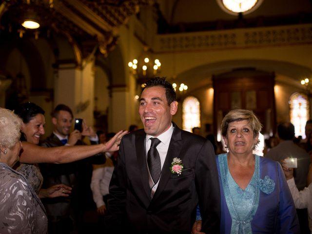 La boda de Arturo y Jessica en Sant Pere De Ribes, Barcelona 61
