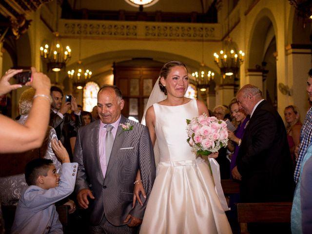 La boda de Arturo y Jessica en Sant Pere De Ribes, Barcelona 62