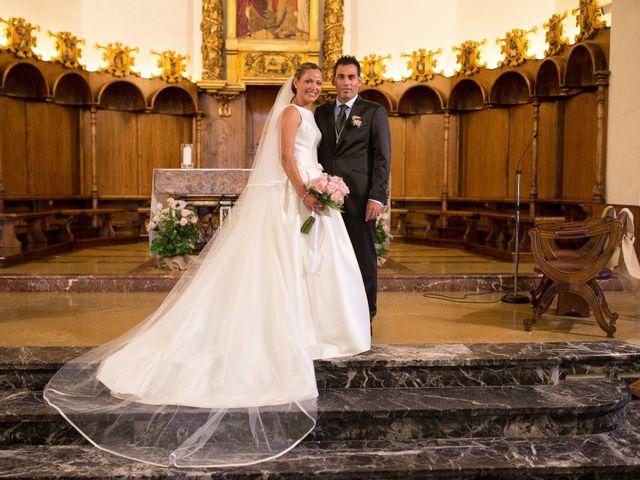 La boda de Arturo y Jessica en Sant Pere De Ribes, Barcelona 77