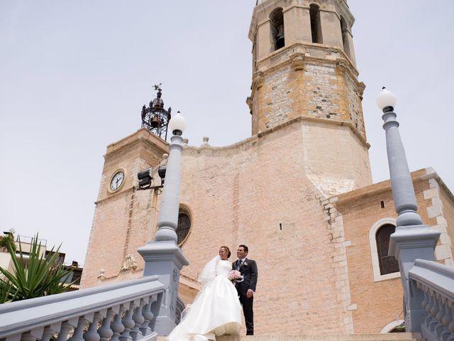 La boda de Arturo y Jessica en Sant Pere De Ribes, Barcelona 89