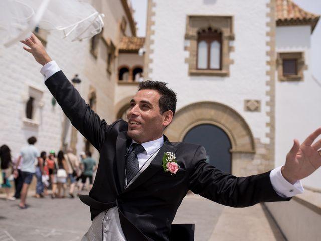 La boda de Arturo y Jessica en Sant Pere De Ribes, Barcelona 90