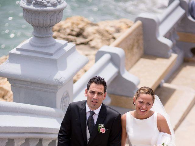 La boda de Arturo y Jessica en Sant Pere De Ribes, Barcelona 96