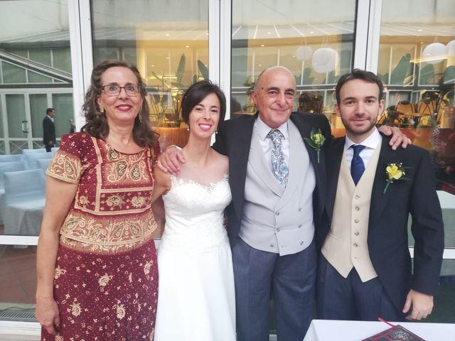 La boda de Borja y Maria en Madrid, Madrid 3