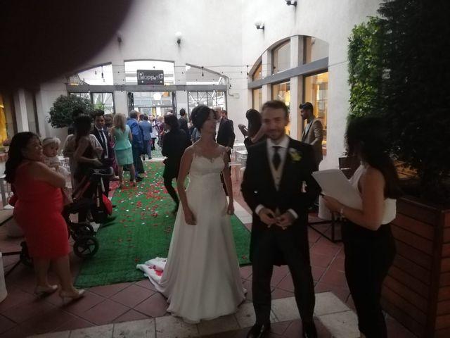 La boda de Borja y Maria en Madrid, Madrid 4